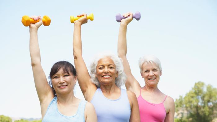 cardio-training-for-senior-women