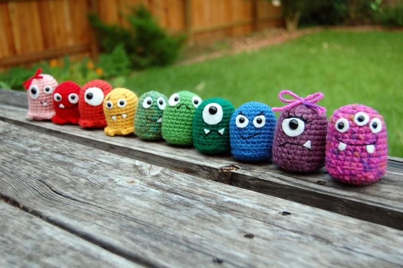 monster knit