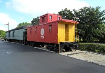 1909 caboose